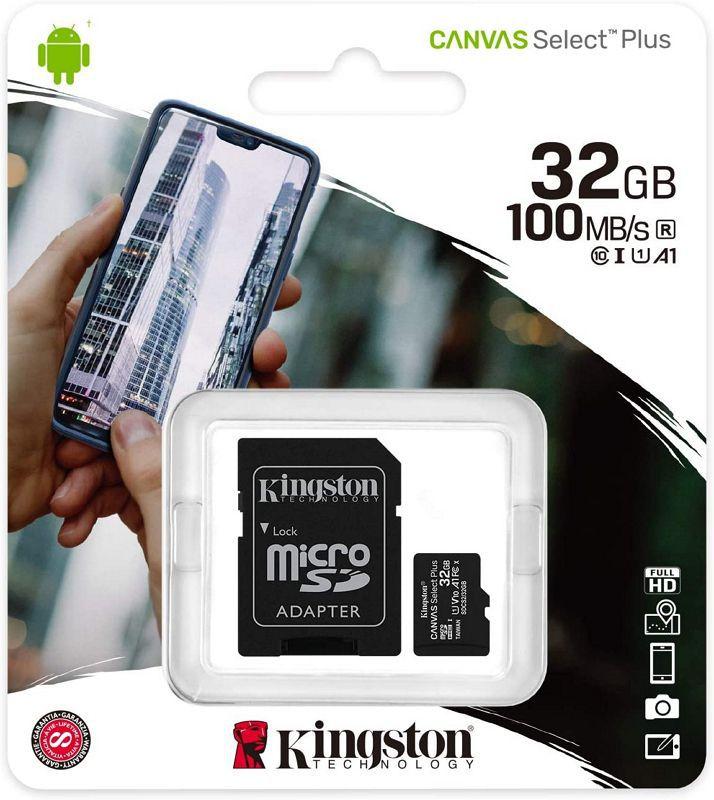 CARD MICRO SD 32Gb 1pz 2 IN 1