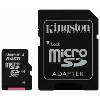 CARD - S. DIGITAL SCHEDA 64GB MICROSD SD 2IN1 MEMORIA DIGITALE