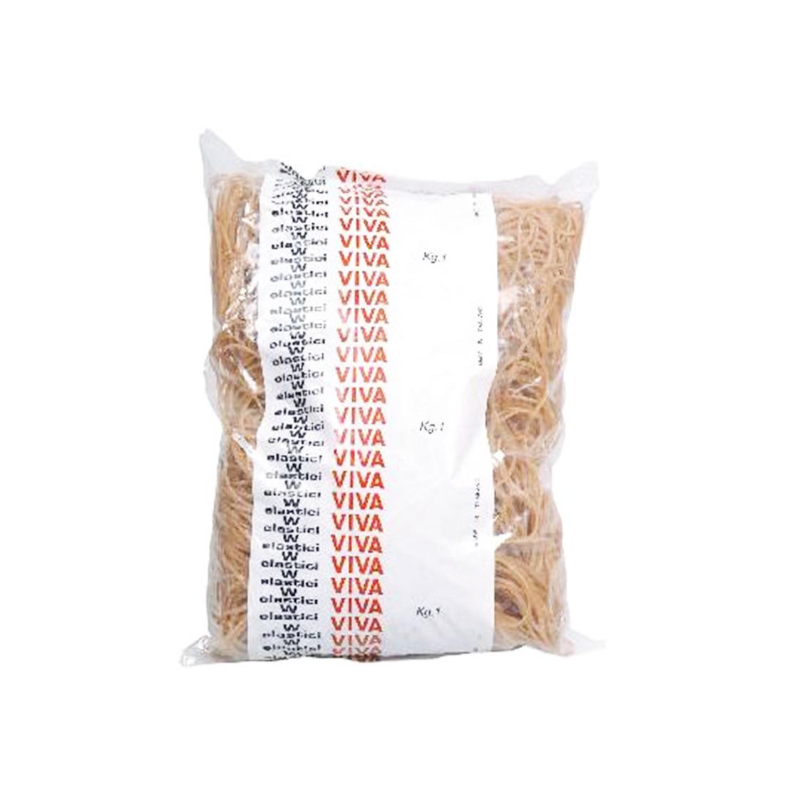 ELASTICI PARA IN BUSTA 150mm 1kg
