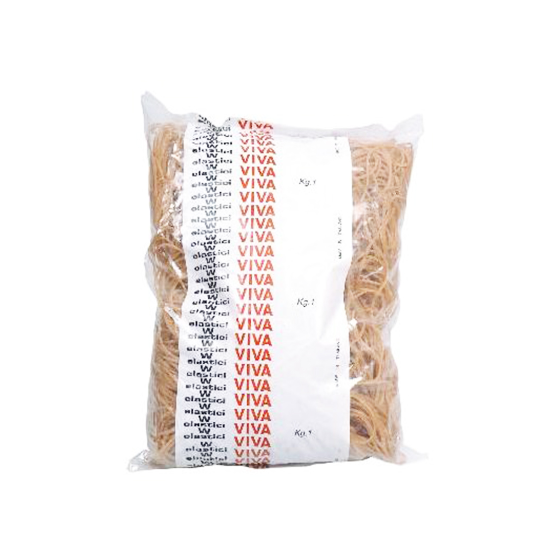 ELASTICI PARA IN BUSTA 30mm 1kg