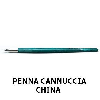PENNA CANNUCCIA CHINA BIC 36pz CON PENNINO