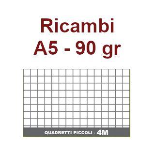 RICAMBI 15X21 A5 4mm 90gr