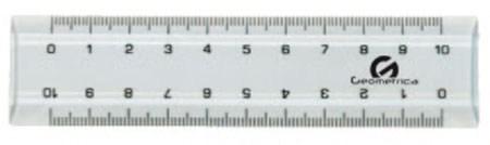 RIGA 10cm 20pz GEOMETRICA RIGHELLO