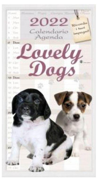 CALENDARI LOVELY DOG 1pz 2022