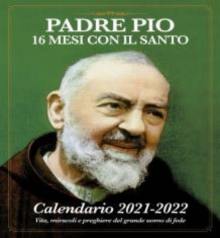 CALENDARI PADRE PIO 1pz 2022