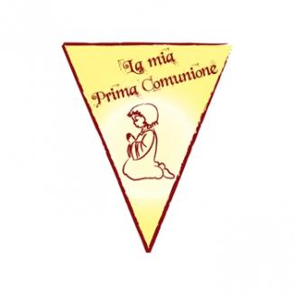FESTONE PLASTICA MT3,6 LA MIA PRIMA COMUNIONE