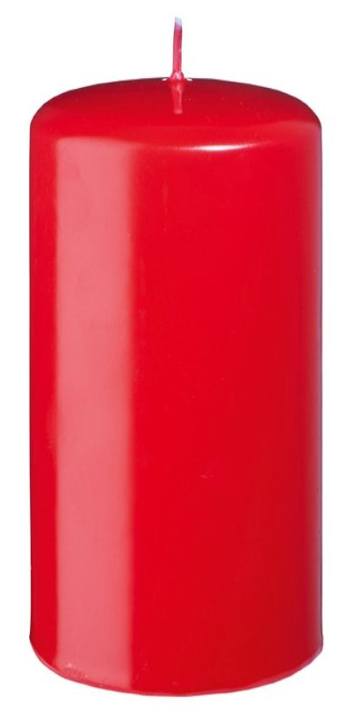 CANDELA SAFE CANDLE 130/70mm 1pz ROSSA CON CELLOPHANE