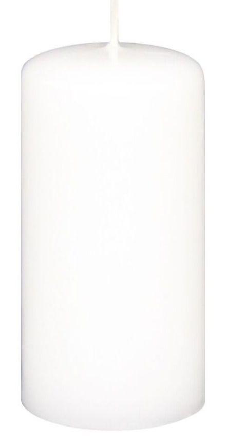 CANDELA SAFE CANDLE 100/60mm 1pz BIANCA CON CELLOPHANE