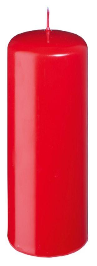 CANDELA SAFE CANDLE 150/60mm 1pz ROSSA CON CELLOPHANE