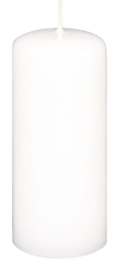 CANDELA SAFE CANDLE 150/70mm 1pz BIANCA CON CELLOPHANE