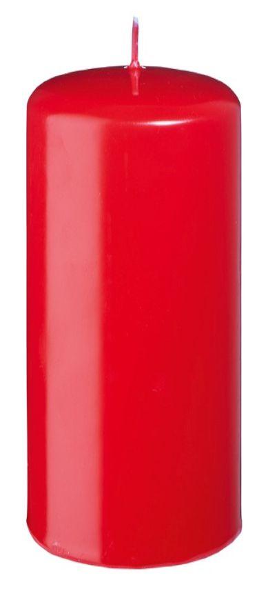 CANDELA SAFE CANDLE 150/70mm 1pz ROSSA CON CELLOPHANE