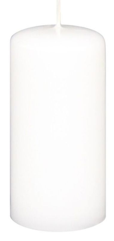 CANDELA SAFE CANDLE 130/70mm 1pz BIANCA CON CELLOPHANE