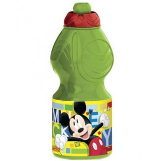 BORRACCIA 400ml MICKEY MOUSE CON BECCUCCIO