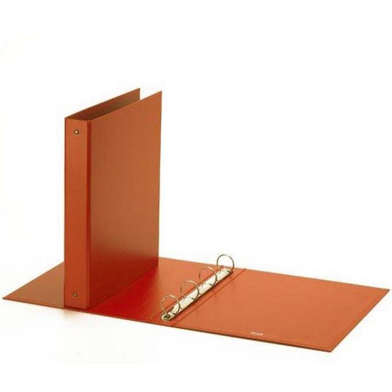 RACCOGLITORE ANELLI TU ARANCIO A4 1pz D30 22X30