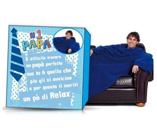PLAID 100x150cm RELAX PAPa'
