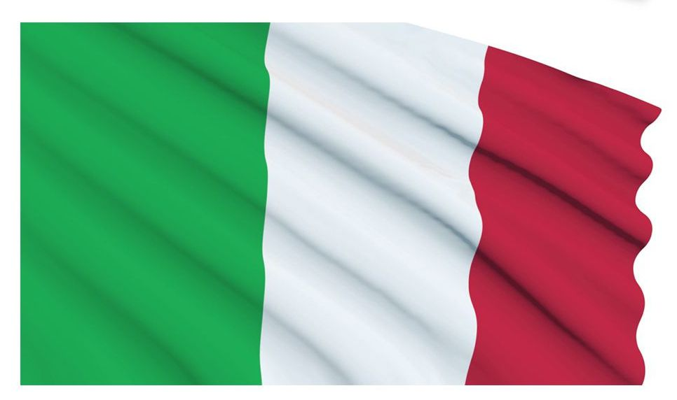 BANDIERA ITALIA 100X140 1pz