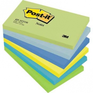 POST-IT 3M 655 6pz 76X127 NEONCOLORI FREDDI