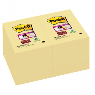 POST-IT 3M 656 BLOCCO 76X51 12PZ GIALLO