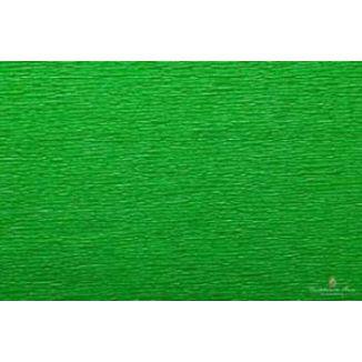 CARTA CRESPA 50x250cm 60g 10pz VERDE OLIVA