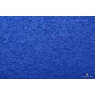 CARTA CRESPA 50x250cm 60g 10pz BLU