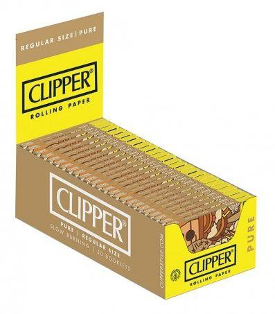 CARTINE CLIPPER CORTA PURE 50pz (Acc. 9)-PROV-A00186002