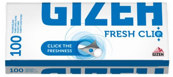 TUBETTI GIZEH FRESH CLIQ 5x100pz (Acc. 1,8)-PROV-B00120005