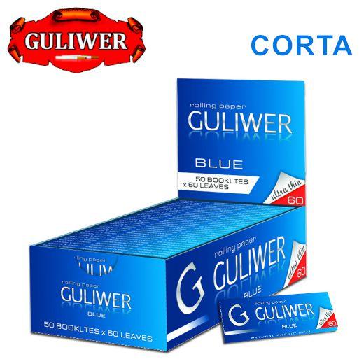 CARTINE GULIWER CORTA BLU EXTRA FINE 50pz (Acc. 10,8)-PROV-A03695011