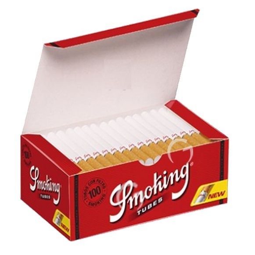 TUBETTI SMOKING DELUXE KS  5x100pz (Acc. 1,8)-B00002005