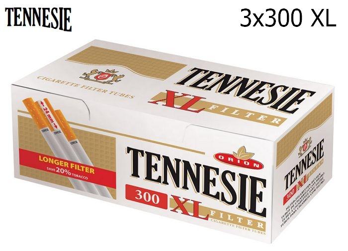 TUBETTI TENNESIE 3x300pz-FILTRO LUNGO XL 24mm  C10 (Acc. 3,24)-PROV-B00025028