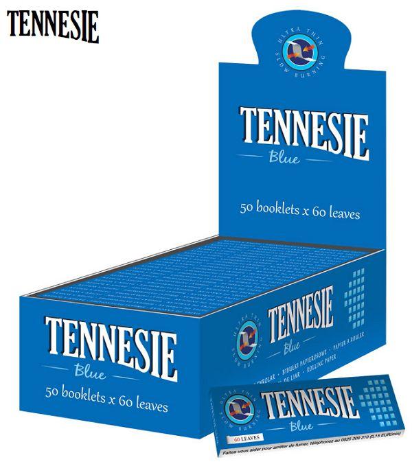 CARTINE TENNESIE CORTA 50pz BLU - C40 (Acc. 10,8)-PROV-A00110011