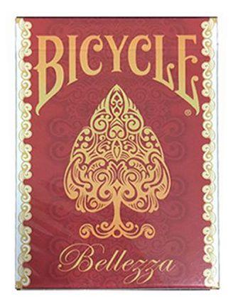 CARTE DA POKER BICYCLE 1pz BELLEZZA