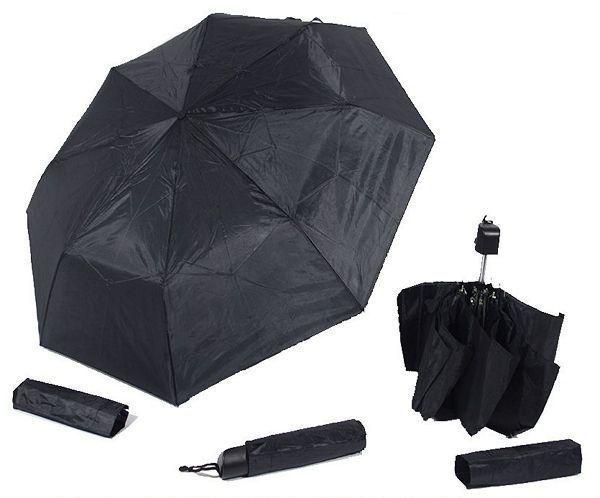 OMBRELLO MINI 12pz NERO