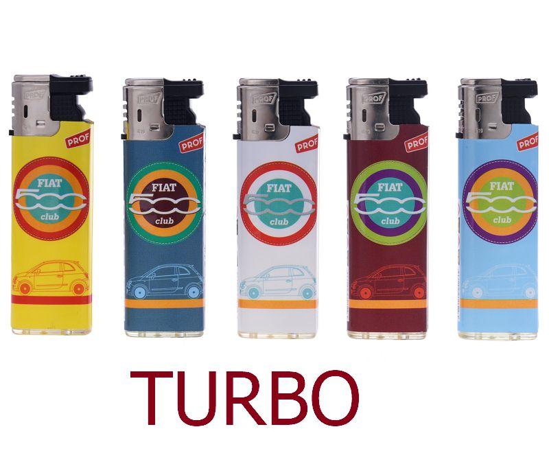 ACCENDINO PROF TURBO 50pz FIAT - RICARICABILE