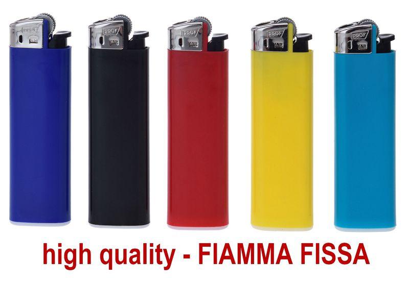 ACCENDINO PROF PIETRINA 50pz SOLID (high quality) - FIAMMA FISSA