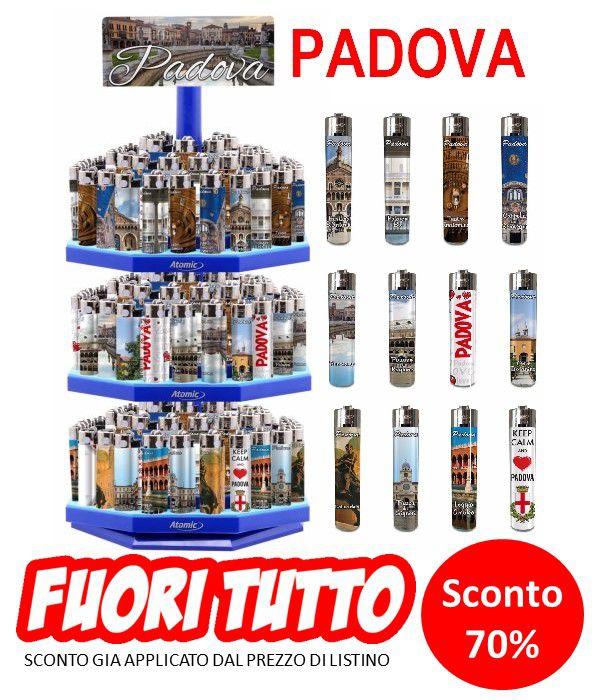 ACCENDINO ATOMIC PIETRINA 144pz PADOVA - EXPO GIREVOLE - FESTIVAL