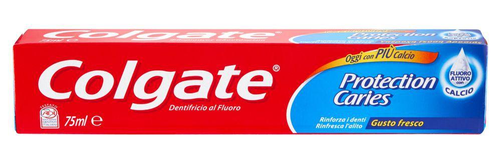 DENTIFRICIO COLGATE PROTEZIONE CARIE TB 75ml 1pz