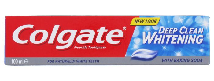 DENTIFRICIO COLGATE DEEP CLEAN WHITE 100ml 1pz