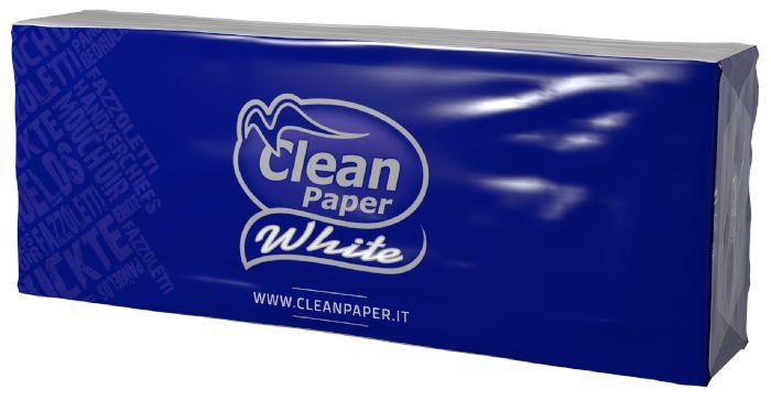 FAZZOLETTI CLEAN PAPER W.4veli 1x10pz - 010500