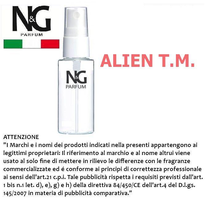 PROFUMO NG 50ml 1pz N.53 DONNA (ALIEN T.M.) - ECOLOGICO