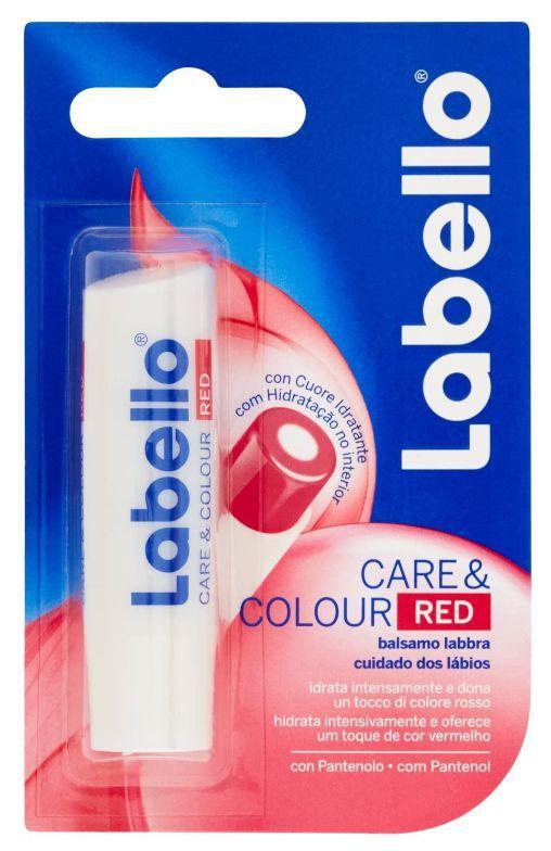 BURROCACAO LABELLO COLOUR blister 1pz RED