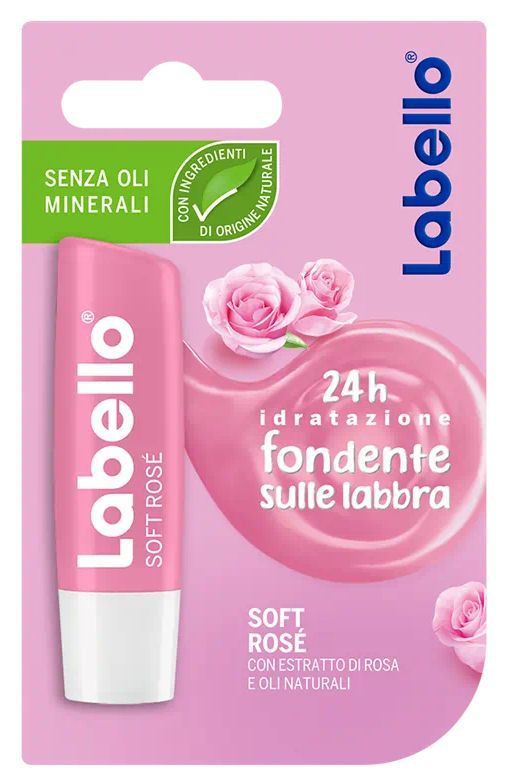 BURROCACAO LABELLO ROSA  BLISTER 1pz