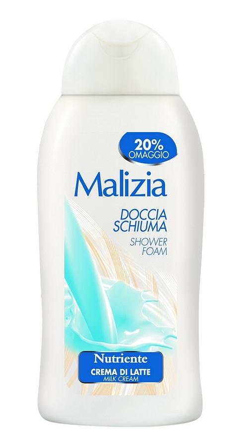 DOCCIASCHIUMA MALIZIA CREMA LATTE  300ml 1pz - C12