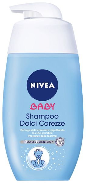 SHAMPOO NIVEA BABY 500ml DOLCI CAREZZE - C12