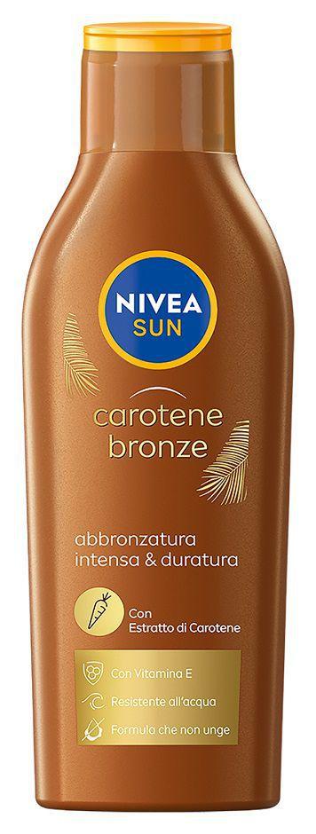 SOLARI NIVEA ABB CAROT LATTE 200ml