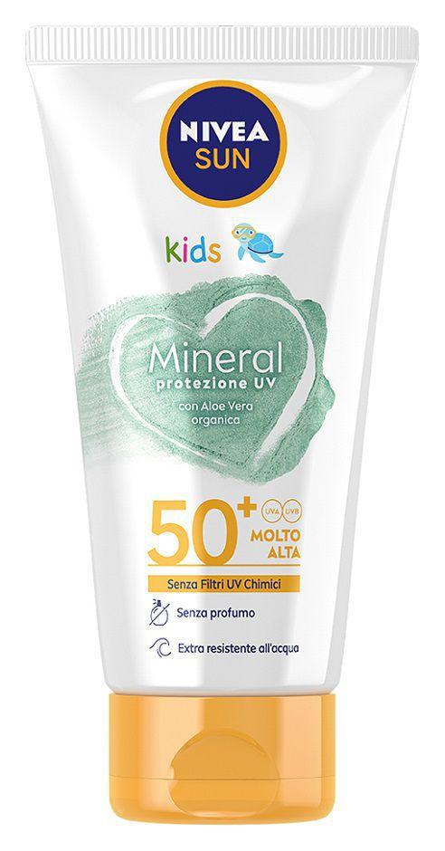 SOLARI NIVEA CREMA KIDS 150ml FP50 MINERAL