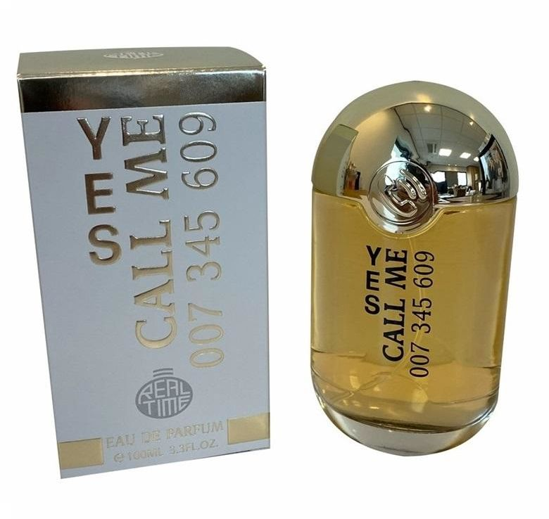 PROFUMO SOLE DONNA 100ml YES CALL ME 007 345 609