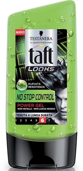 GEL TAFT TUBO 150ml NO STOP CONTROL VERDE 1pz
