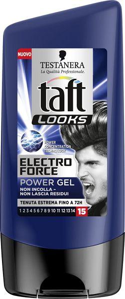 GEL TAFT TUBO 150ml ELECTRO FORCE 1pz