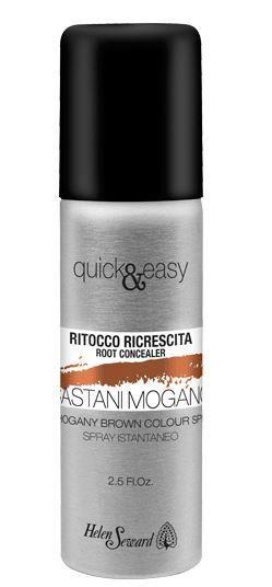 TINTA SPRAY HS RITOCCO RICRESCITA 75ml CASTANI MOGANO 1pz