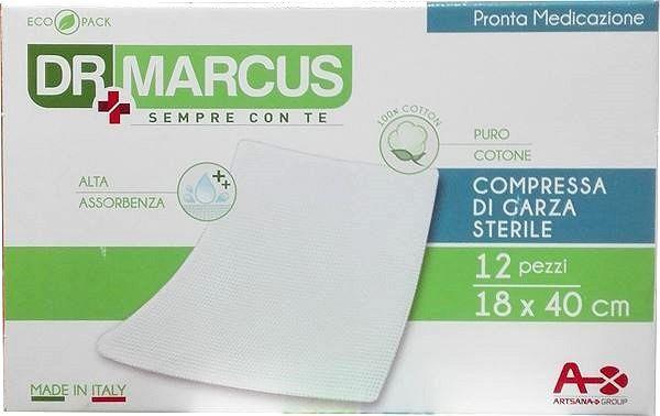 GARZA DR.MARCUS 12pz 18x40cm